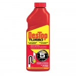 Déboucheur gel javel Destop turbo 1L