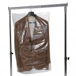 Housse vêtements pvc transparent 60 x 120 cm