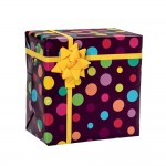 Papier cadeau Pop'color 0,70 x 100m