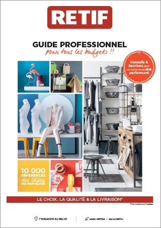 Guide professionnel RETIF